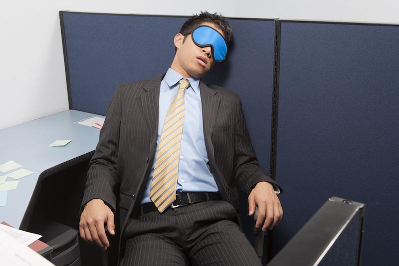 Schlaf macht dich produktiv!