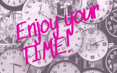 Spielt Zeit eine Rolle – in deinem Leben?